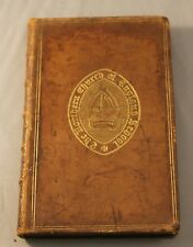 Tennyson's Enoch Arden Ect. The Northern Church Of England School Leather Bound