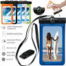 Waterproof  Phone Case Dry Pouch Bag with Lanyard for iPhone Samsung LG Sony