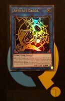 Artifact Dagda -  DUOV-EN019 - Ultra Rare - 1st Edition - YuGiOh