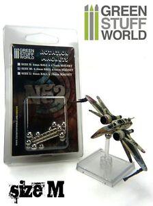 Aimants Rotatifs (taille M) pour jeu de figurines X-Wing K-Wing ARC-170 StarWars