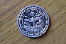 MONETA REPUBLIC MARSHALL ISLANDS 50 DOLLARI 1991 ARGENTO 999 SUBALPINA