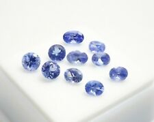 5.00TCW - Tanzanite - Oval & Round Mixed Parcel -Tanzanite Loose Gemstones