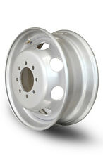 "Hooper Dually 19.5x6.75"" (4.88CB) HD Steel Trailer Wheel - 235/80R16 Replacement"