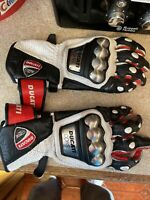 Ducati Corse Racing Gloves Size M
