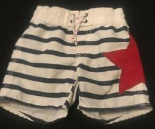 Baby Gap Boy Swim Shorts Trunks  Size 6-12 Months