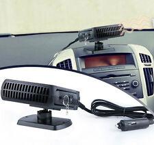 12V 150W Portable Car Van Cooling Fan Defroster Demister Ice  Summer Cool