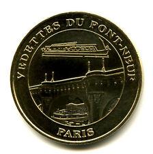 75001 Vedettes du Pont-Neuf, Le Pont-Neuf, 2008, Monnaie de Paris