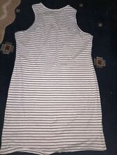 Womens long vest top