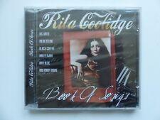 CD  RITA COOLIDGE Book of songs    GFS463