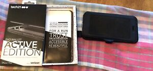 Tech21 Evo Active Edition Wallet Case for iPhone 7 Plus - Black