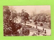 Harrogate Valley Gardens RP pc used 1908 Photochrom Ref D89