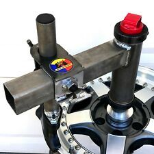 Ultimate Manual Tire Changer Diy Builder Or Welded Kit Modified Duck Head Mount