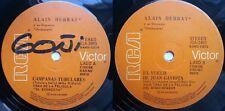 ALAIN DEBRAY TUBULAR BELLS (MIKE OLDFIELD) 1974 331/3 UNIQ ARGENTINA PRESS ONLY!
