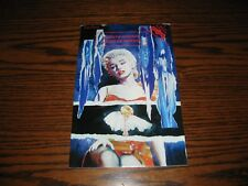 MARILYN MONROE : Suicide or Murder? Comic Book!!  RARE!!  1993