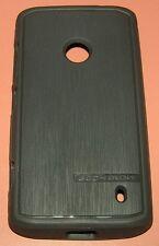 Body Glove Satin Case for AT&T GoPhone-Nokia Lumia 520, One piece slip on, GRAY
