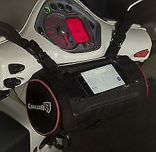 CORAZZO GPS SAT NAV Case Bag Mount Holder fits all iPhones Waterproof Scooter