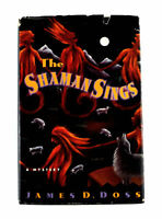 The Shaman Sings Mystery James D Doss Signed 1st Edition 2nd Printing 1994 HC