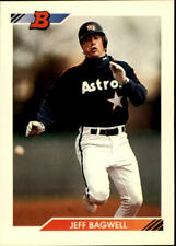 Jeff Bagwell Cards (1992-2006) Astros - You Choose