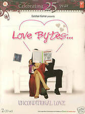 LOVE BYTES - NEW 2 DISC BOLLYWOOD CD SONGS