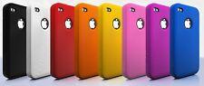 für Apple iPhone 4 4s swirling weichtes Silicon Case Backcover Schutzhülle Z57