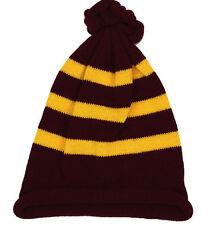 donna uomo maglia con pon pon Granata/GIALLO CAPPELLO Bambini Harry Potter
