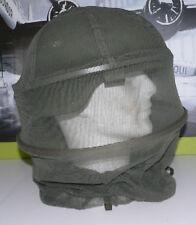 F  Couvre casque filet moustiquaire Armée française pour casque F1 Spectra F2