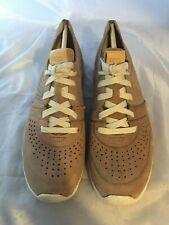 NEW Ugg Australia Tye Lace up Sneaker, Light Brown Nubuck, Women Size 8   $140