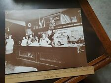 Vintage Repro Country Store Counter Photo