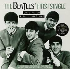 THE BEATLES First Single LP Vinyl Passion 2013 Chuck Berry Buddy Holly * RARE