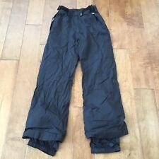 BONFIRE Snow Pants Snowboard XS Women's Black.  NICE.