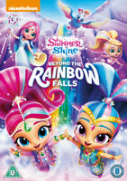 Shimmer and Shine: Beyond the Rainbow Falls DVD (2019) Farnaz Esnaashari cert U