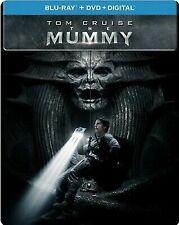 The Mummy 2017 Blu Ray DVD Digital HD 2 Disc Set Target Steelbook