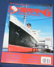 SHIPPING TODAY AND YESTERDAY JULY 1990 - HOSPITAL SHIPS CAME UNDER ATTACK