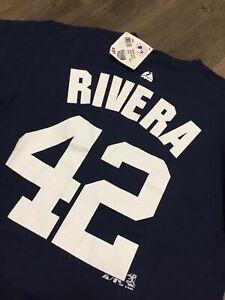 Majestic Mariano Rivera Jersey Shirt Size Medium
