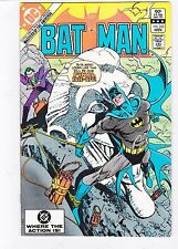 BATMAN #353 / JOKER / GERRY CONWAY / JOSE GARCIA LOPEZ / 1982  / DC COMICS