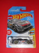 HOT WHEELS '16 MERCEDES-AMG GT3 LEGENDS OF SPEED NEW FOR 2018! 72/365 SHIPS FREE