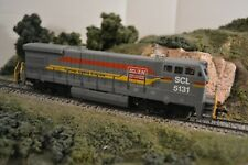 BACHMANN HO Seaboard Coast Line 5131 Family Line GE BQ23-7 Diesel Locomotive SCL