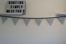 Swimming Bunting Sports party decor fabric