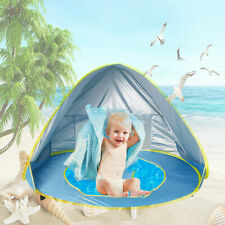 Kid Beach Tent Portable Sun Shade Pool Camping Uv Protection Baby Quick Shelter