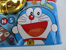 Doraemon Japanese Lunch Box Blue Cat Anime Manga Image Metal Japan