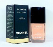 CHANEL LE VERNIS Nail Colour 463 Rose Satin 13ml & Original Verpackt