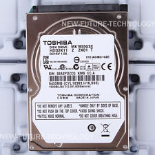 "TOSHIBA (MK1655GSX) 160 GB HDD 2.5"" 8 MB 5400 RPM SATA Laptop Hard Disk Drive"