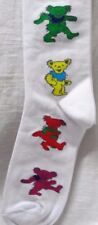 Grateful Dead Ladies Dancing Bear Socks
