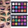 NEW Shimmer Glitter Makeup Eye Shadow Powder Matte Eyeshadow Cosmetic Palette