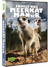 Meerkat Manor Family Ties Dvd- Great Gift -Brand New-Fast Ship! Vg-Dvddis554743