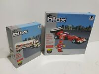 Wilko Blox High Speed Racing Car + Tanker Bundle 5+ NEW