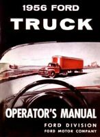 1978 Ford Truck Owners Manual User Guide Reference Operator Book Fuses Fluids
