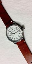 HAMILTON 945 POCKET WATCH CONVERSION MILITARY CHRONOMETER DIAL SERVICED