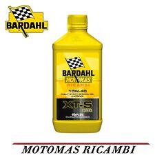 OLIO BARDAHL XT-S XTS C60 10W40 10 40 SINTETICO 1 LITRO MOTO