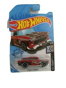 Hot Wheels Rod Squad: Classic Chevy '55 Nomad